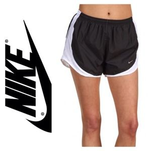 Nike Tempo Shorts- Black/White