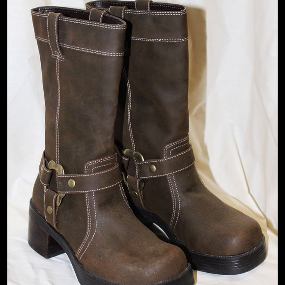 Creative Womens Willow Slouch Boot  American Eagle  Payless Shoes