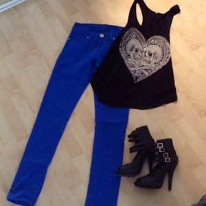 REDUCED !! BB Skinny Jeans size 7 NWOT