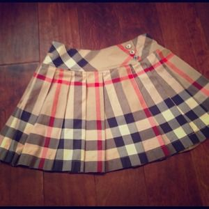 Burberry Other - Authentic BURBERRY kids skirt
