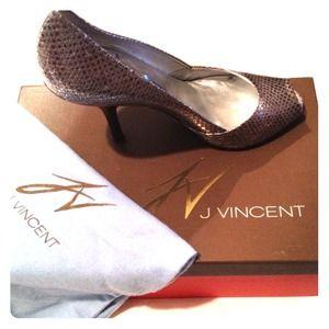 J Vincent