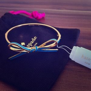 kate spade Jewelry - Kate spade - Ribbon bangle 1