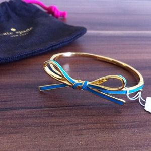 kate spade Jewelry - Kate spade - Ribbon bangle 2