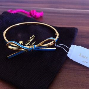 kate spade Jewelry - Kate spade - Ribbon bangle 3