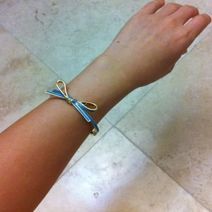 kate spade Jewelry - Kate spade - Ribbon bangle