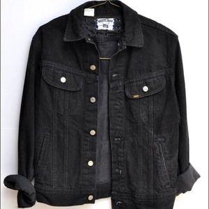Levi S Jackets Coats Black Panther Jean Jacket Small Poshmark