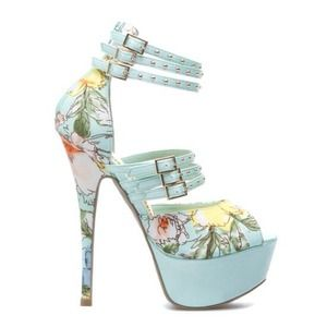 Shoedazzle Shoes - Shoedazzle Sadia in mint