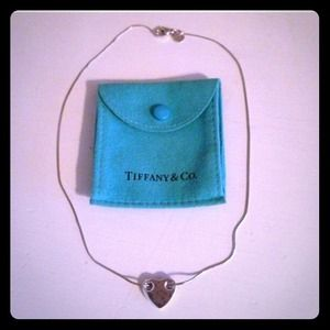 Authentic Tiffany & Co. Necklace