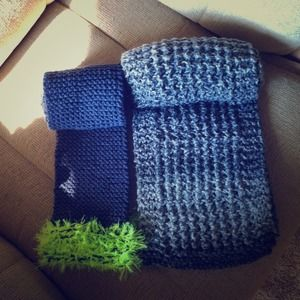 Winter Scarves that I knit!! $20 each