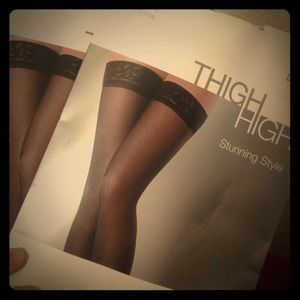 Other - Knee length stockings