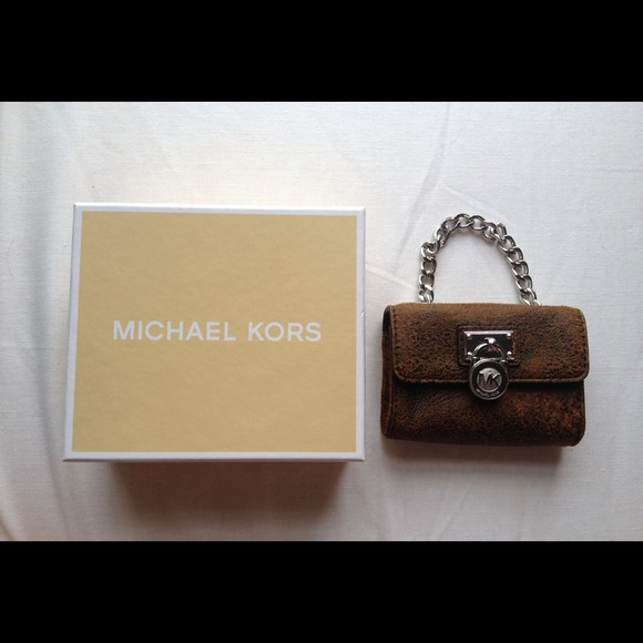 Michael Kors Bags Mini Wallet Key Chain Poshmark