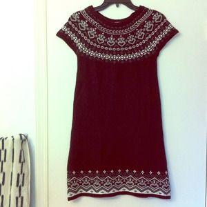 Host Pick Knit sweater dress