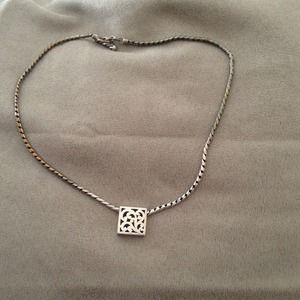 Lois hill Jewelry - Lois Hill Sterling Silver necklace.. $120