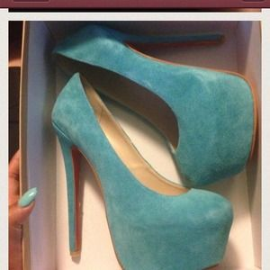 Christian Louboutin Heels SOLD!!! to: @themorso409