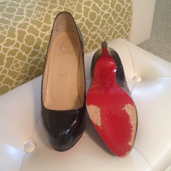 d751b8bbdc0f Christian Louboutin Shoes - RESERVED!
