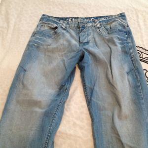 Men's Outrage Jeans