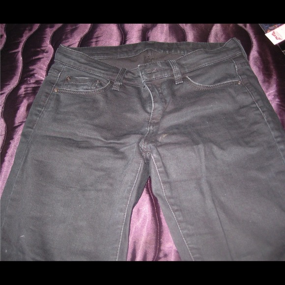 Perfect Jagger Jeans  Solid  Denim Blue  Jeans  Clothing  Men  NlyMan