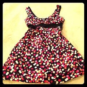 Polka Dot Summer Dress ☀