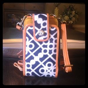 Spartina 449 Handbags - Spartina Cell Phone Hipster