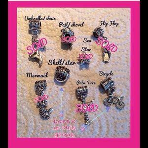 Jewelry - 🆑 Bracelet Charms 3/$10