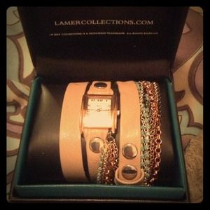 La Mer Custom Wrap Watch