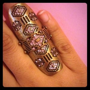 Tribal Statement Ring