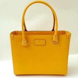 Kate Spade Wellesley Quinn Handbag
