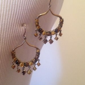 Jewelry - On hold.  Drop earrings