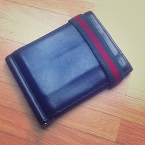 Gucci Wallet Leather Black