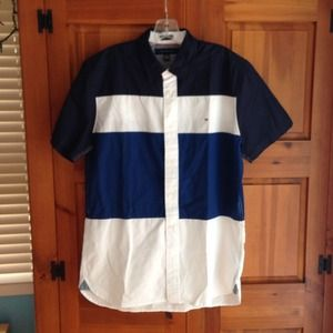 Tommy Hilfiger Tops - Men's NEW Tommy Hilfiger shirt