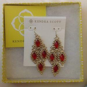 Jewelry - Kendra Scott Earrings *new*