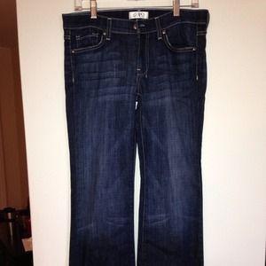 dpd Pants - Dpd wide leg jeans!!
