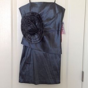 Dresses & Skirts - NWT strapless dress -7/8