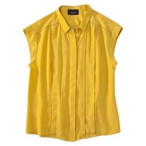 Jason Wu for Target Cap Sleeve Blouse