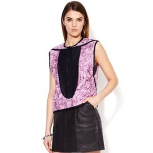 3.1 Philip Lim Tops - 🎉FLASH SALE 3.1 Phillip Lim Floral Appliqué Top!
