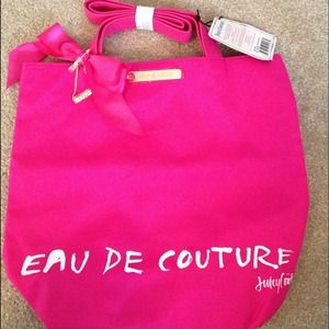Juicy Couture Handbags - Authentic-SOLD New Juicy Couture Tote