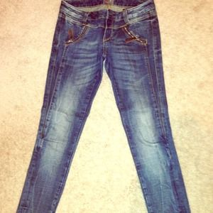 Rerock for express skinny jeans size 2