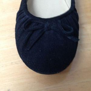 Steve Madden Shoes - 🎉HP🎉 Steve Madden suede ballet flats
