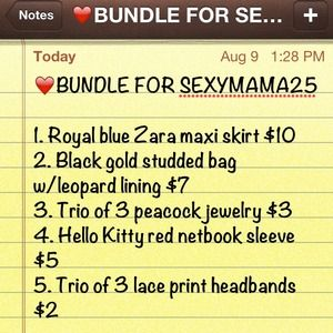 Other - Sexymama25 bundle