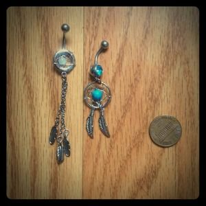 Accessories - Belly rings !