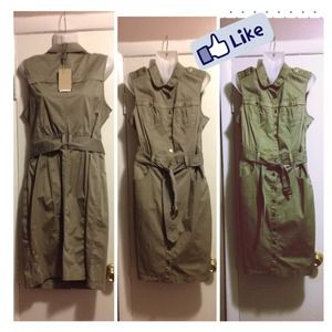 Authentic Burberry Dress