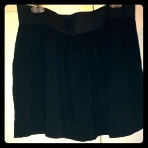 NWT Express black skirt