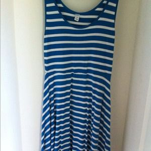 Old navy stripe dress