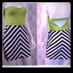 Bebe corset dress