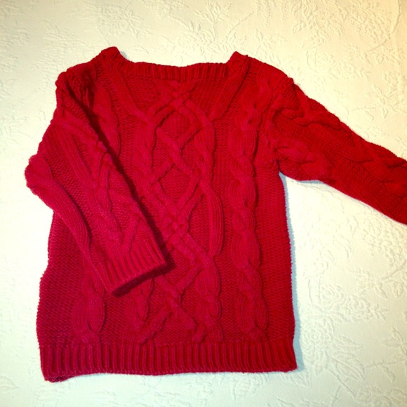 Sweater for a little 4 year old girl
