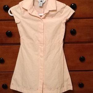 GAP Dresses & Skirts - Gap Little Girls Shirtdress