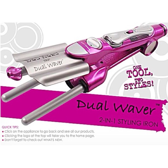 Bed Head Bed Head Dual Waver From Lily S Closet On Poshmark