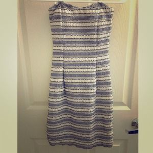 REDUCEDBebe Stripped Dress