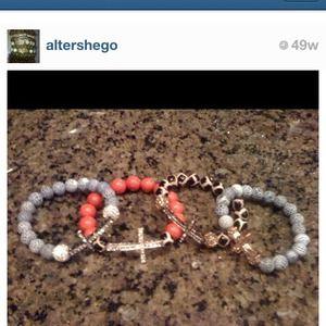 Cross bracelets $25-35 each