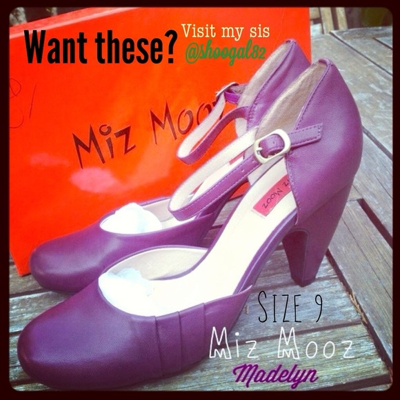 Shoes - Miz Mooz! 👠👠👠